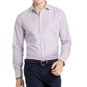 Polo RL Estate Classic Fit Tattersall Twill Shirt